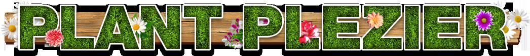 Plantplezier logo