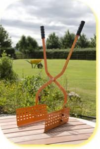 Scoovel - plantplezier - ivo - herfst - blaadjes - opruimen