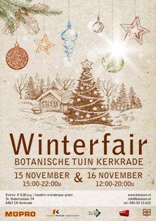 winterfair - kerkrade - plantplezier - agendapunt