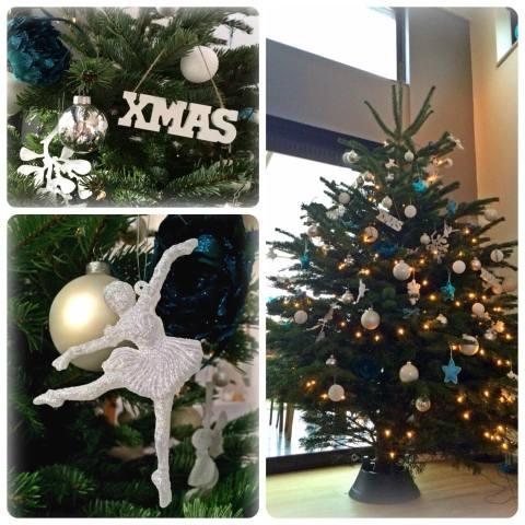 trots - kerstboom - ballet - kerst - plantplezier