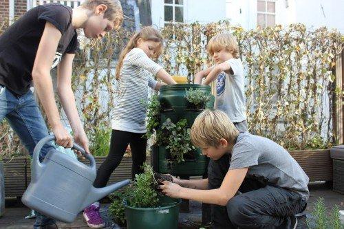 balkonton - plantplezier - gadget - ivo - kinderen