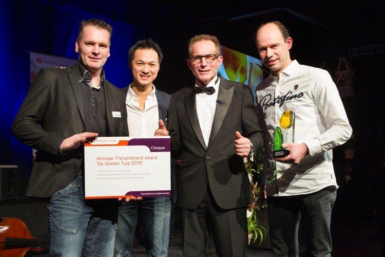 Award winnaar: No Water Flowers® - PlantPlezier.nl