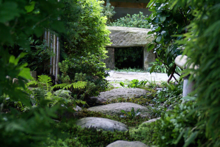 japanse tuin - plaatplezier