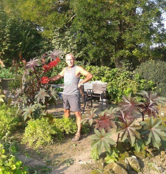 plantplezier - kruidentuin - trots op