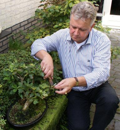 plantplezier - trots op - arjan baan