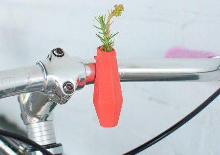 Kleurig fietsend het voorjaar in - PlantPlezier.nl