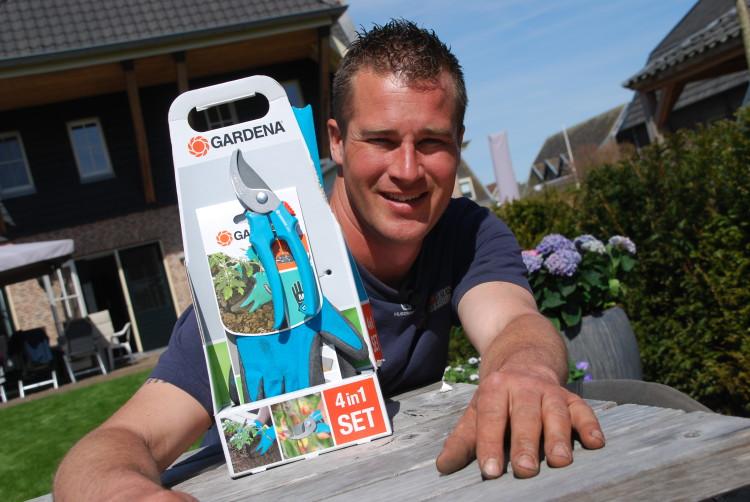 Handige Gardena set - PlantPlezier.nl