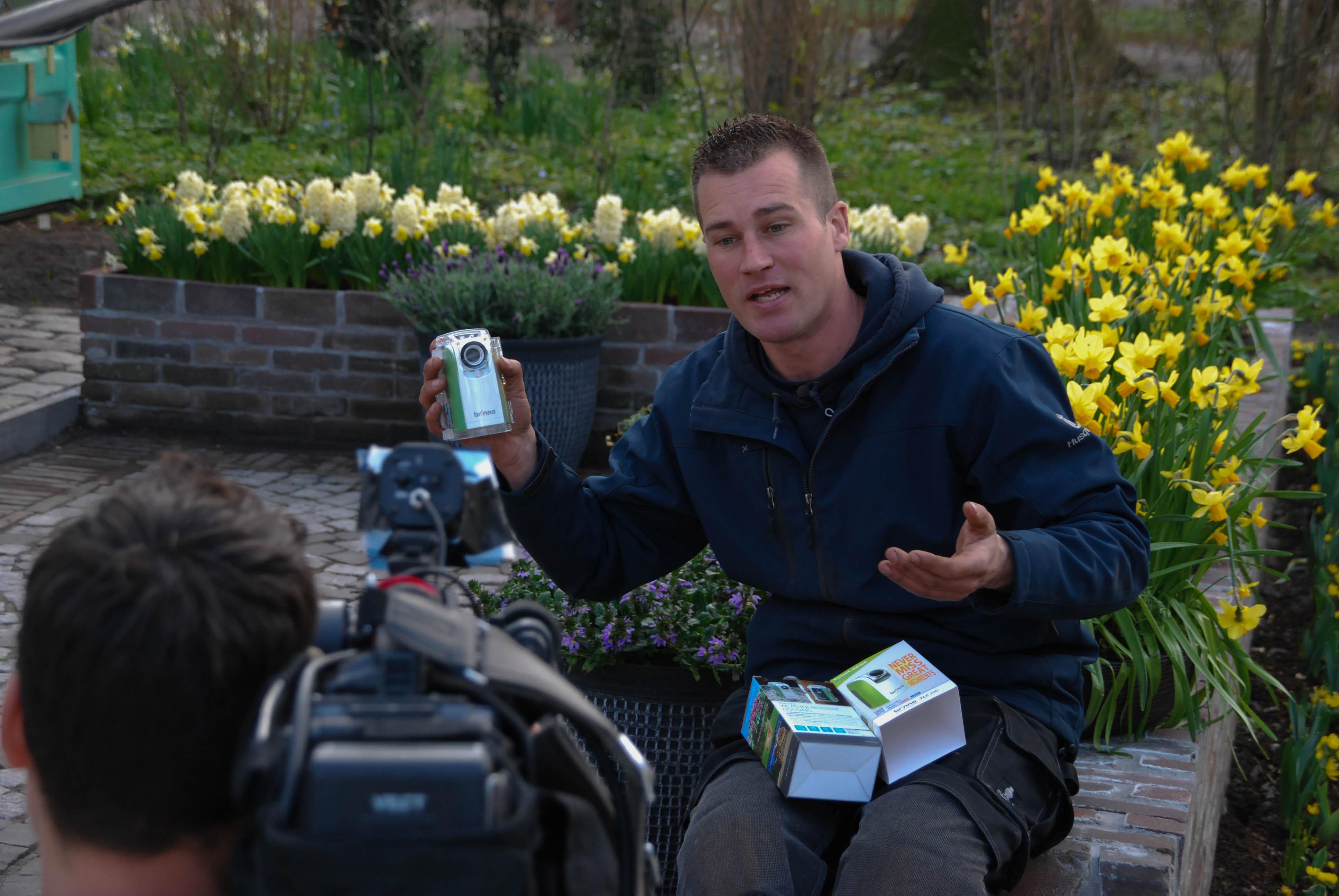 Ivo vertelt over leuke tuingadget - PlantPlezier.nl