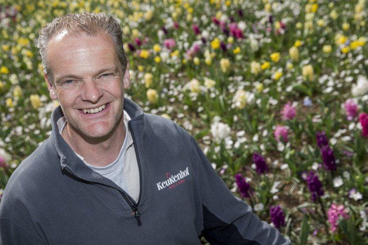Eén van de mannen achter het park - PlantPlezier.nl