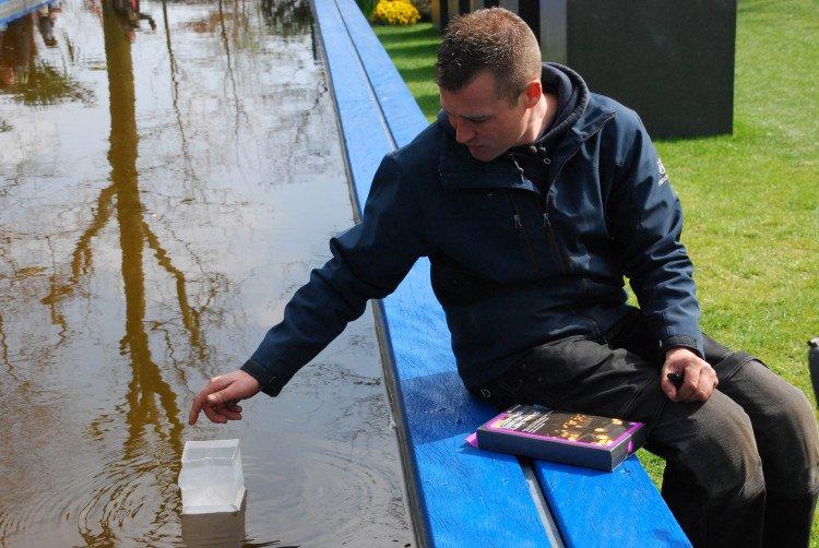 Drijvende lantaarns - PlantPlezier.nl