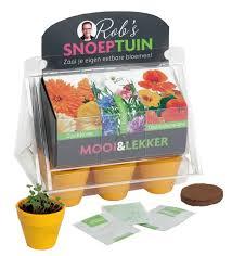 snoeptuin - plantplezier - actie - ivo - rob