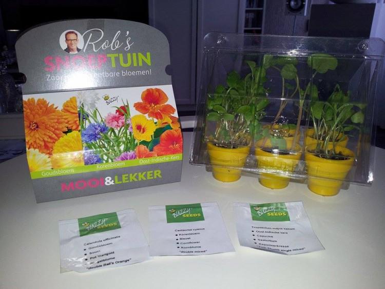 plantplezier - snoeptuin - actie