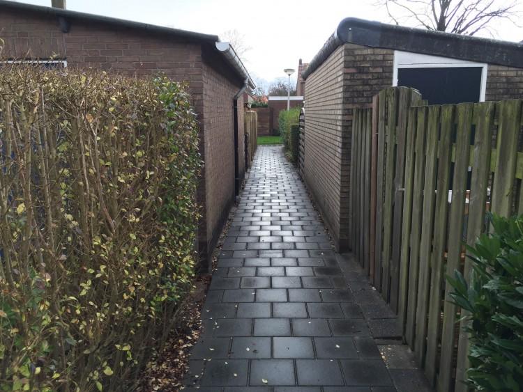 Is een brandgang verplicht? - PlantPlezier.nl