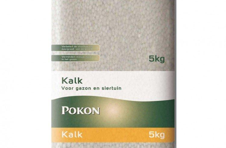 Nu kalk strooien - PlantPlezier.nl