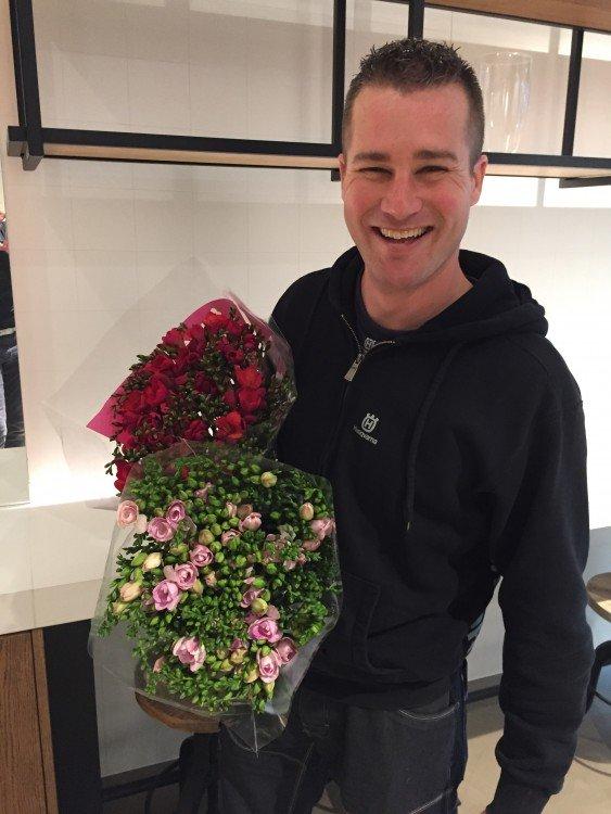 Valentijn Freesia - PlantPlezier.nl
