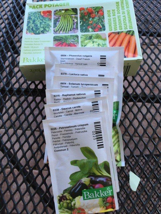plantplezier - zaden - bakker - moestuinieren