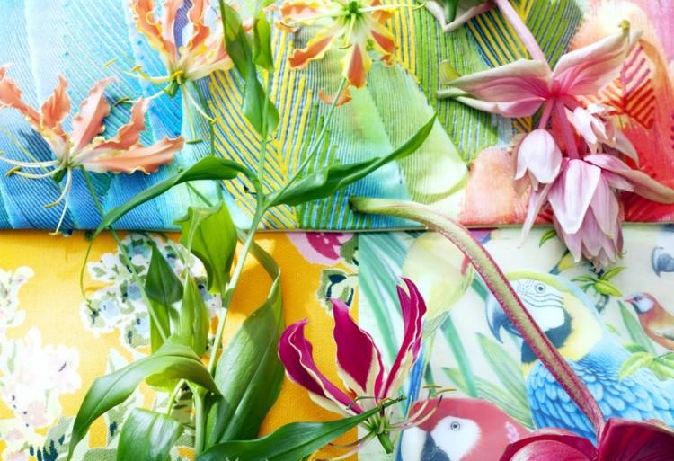plantplezier - mooi wat planten doen - tropische schoonheden - woonplant - mei