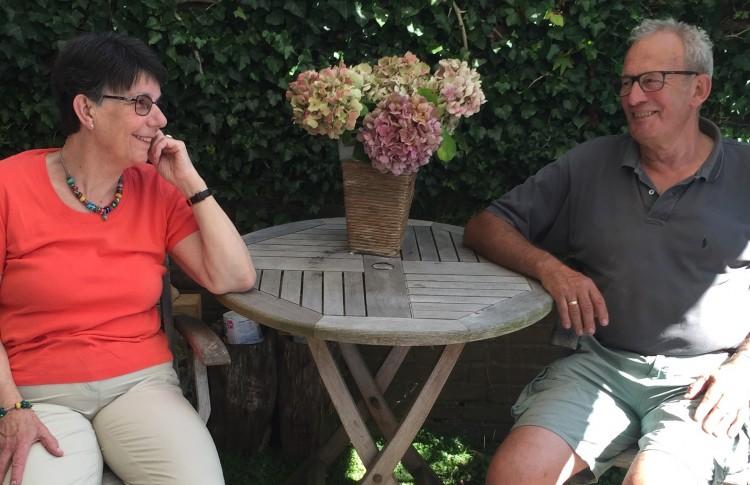 onze tuin vol herinneringen - PlantPlezier.nl