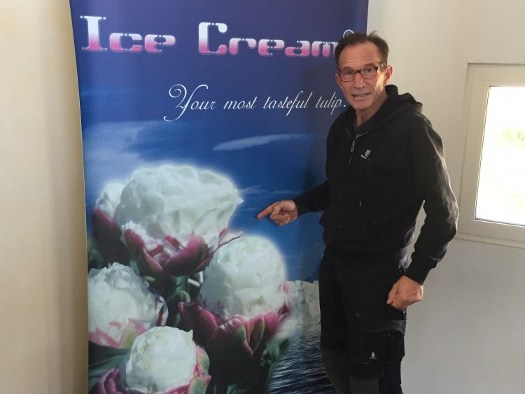 plantplezier - rob verlinden - tulips ice cream - bakker.com