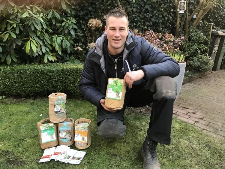 Jorna's moestuinieren - PlantPlezier.nl