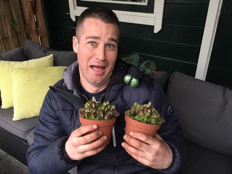 """""""Ik ga nooit meer bij Ivo eten!"""" - PlantPlezier.nl"""
