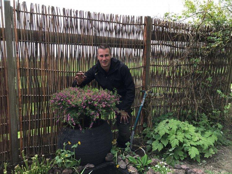 Boronia bij Rob - PlantPlezier.nl