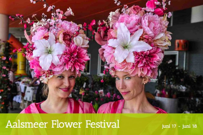 Aalsmeer Flower Festival - PlantPlezier.nl