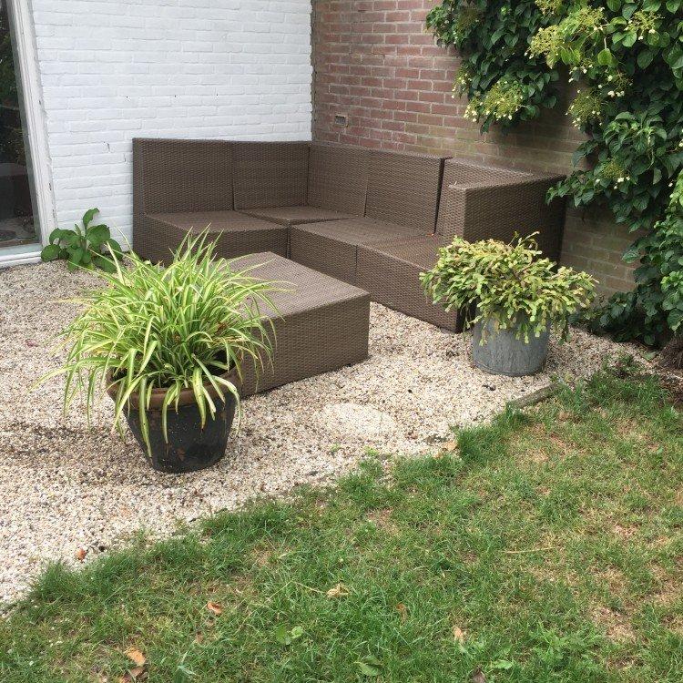 De tuin in - PlantPlezier.nl